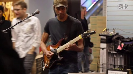 Greg Howe Performs Proto Cosmos with Carvin Guitar