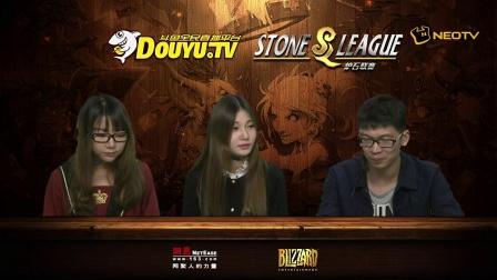 SL炉石联赛 S级 C组 0414 小鱼鱼大仙人 vs 中华毅力帝