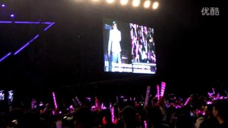 周杰伦重庆演唱会歌迷点歌你听得到