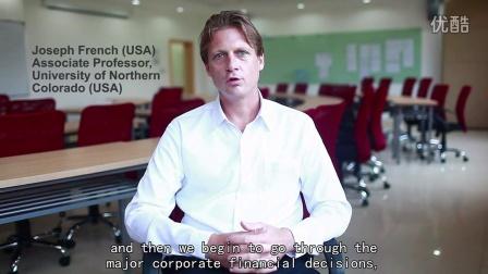 上外MBA Joesph French(USA)老师介绍
