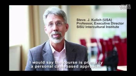 上外MBA Steve Kulich 老师与David Henry老师跨文化课程介绍