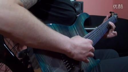 Kiesel _ Carvin Guitars DC7X with Kiesel Pickups Demo
