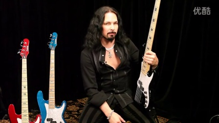 Carvin Kiesel Guitars PB Bass Demo by Bjorn Englen