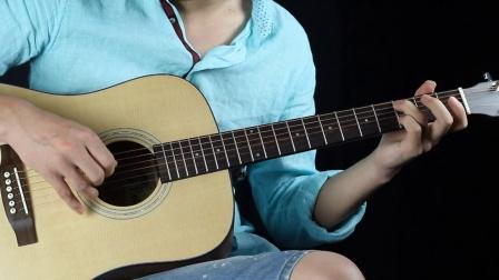 跟着王飞学吉他入门篇 第8课 《天空之城》指弹讲解