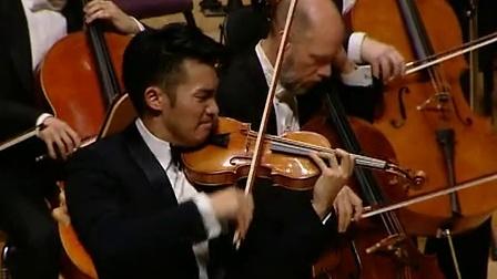 哥德堡交响乐团指挥长野健和小提琴独奏陈锐的专访——上海电视台《今晚》节目