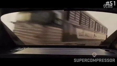 超强剪辑:《速度与激情》系列毁车镜头集锦