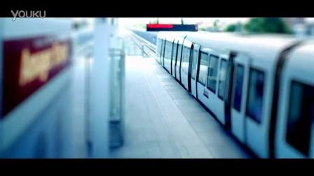 【美妙的哥本哈根】地铁缩小城市 (移轴摄影)