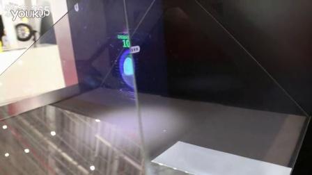 【爱车365】2015上海车展视频之全息投影