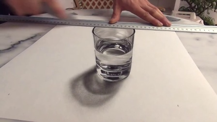 哇!超逼真写实的3D玻璃杯
