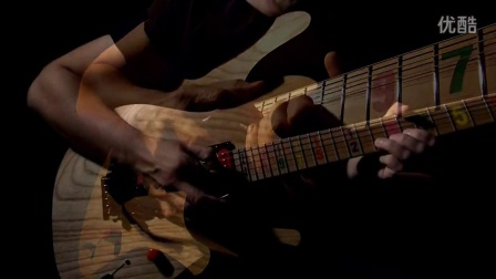 Carvin Guitars Jason Becker's JB24 Numbers Signature Model