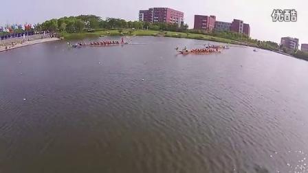 锦江理诺士 上海高校外国留学生划龙舟比赛 - Dragon Boat Competition