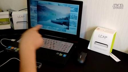 LeapMotion浏览图片 虚拟鼠标移动、点击、前后手势切换[NuiCtrl.com]