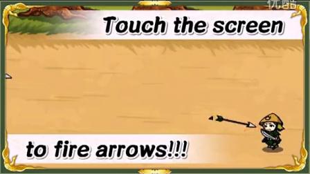 3DS eShop美版  Samurai Defender 介绍影片。