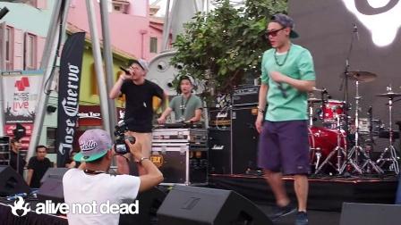 U180 在 新加坡的 Music Matters Live