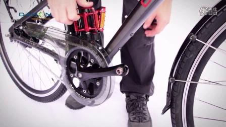 大行DAHON折叠自行车折叠教育视频-FLAT PACK 折叠视频