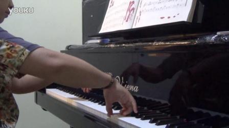 山谷回声(儿童钢琴初步教程)4