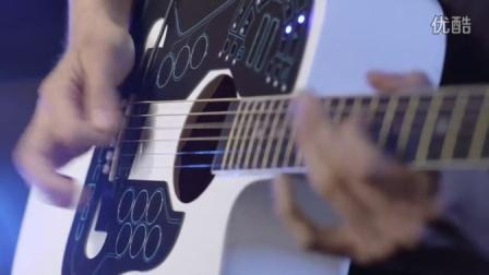 世界上第一把无线MIDI控制吉他
