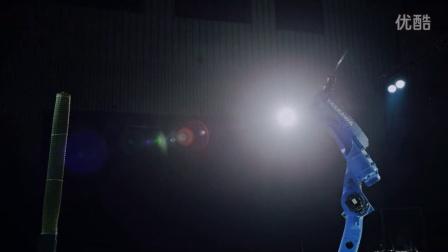 日本安川机器人 VS 日本剑道高手町井勋