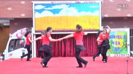 荷叶塘村康乐舞蹈队-广场舞-《红雪莲》