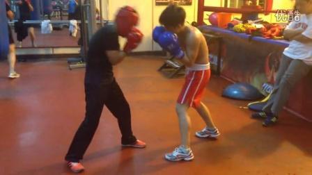 拳击训练基地视频大全
