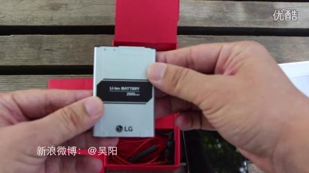 「吴阳出品」LG G4开箱上手