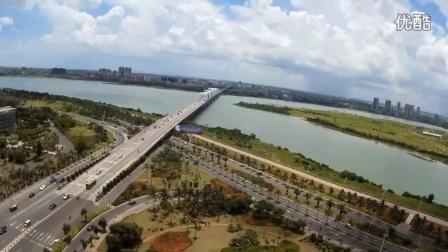 qav250看海口琼州大桥