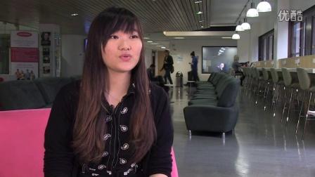 学在英国伦敦城市大学(City University London)学生系列采访(一)