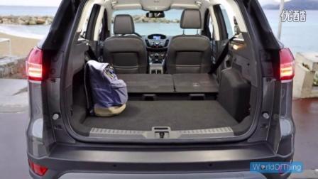 福特kuga新款 迅猛的进军紧凑SUV市场