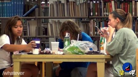 OMG!笑吧 第一季:屌丝在图书馆里大声吃麦片,也是够了 58