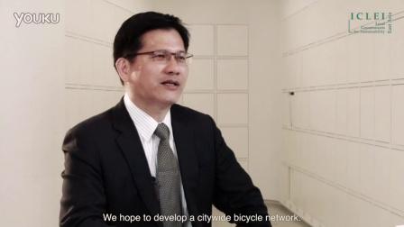 中华台北台中市市长林佳龙:东亚城市可持续发展项目和既得成就