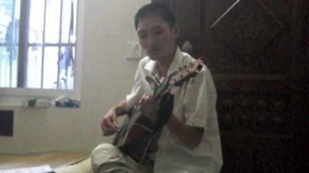 吉他弹唱    嘀嗒