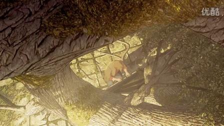 寻找隐世快乐动画电影【钢琴片段】