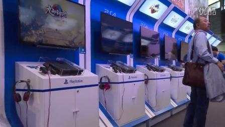 ChinaJoy2015 2分钟带你了解微软索尼展台