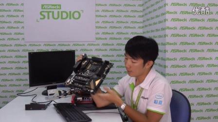 华擎Z170 极限玩家7+ 组建 PCIe SSD RAID 0