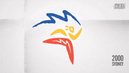 可爱!3岁小孩眼中的奥运会会徽