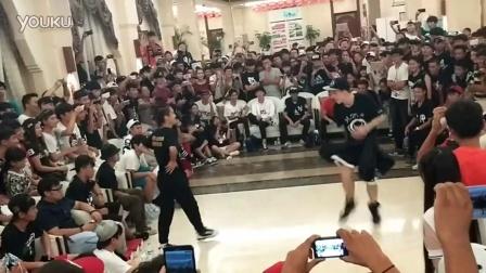 一战到底济南站 决赛T1M vs 阿诺2