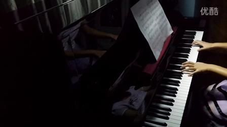 山水之间 钢琴版