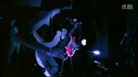 Shocking Pinks - Double Vision Version Live at A Low Hum House