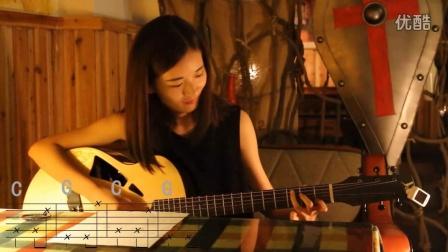走馬 吉他彈唱(悅音之聲音樂工作室吉他教學系列)