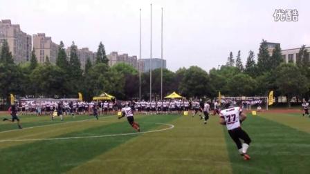 上海泰坦美式橄榄球队队员金鉴