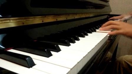 #弹琴吧迎新庆典#《马航去的地方》钢琴演奏