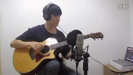蔡盛 吉他弹唱 原创《我说爸》