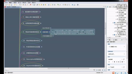 SEO零基础入门进阶到高手视频教程_第九节