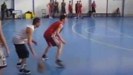 黄老湿教你打篮球之--欧洲篮球训练营实录