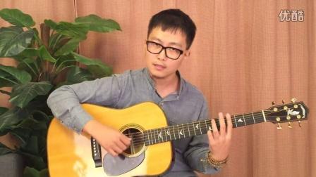 【玄武指弹吉他教学】岸部真明Truth 教学3