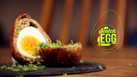 分分钟提升逼格美食短片《你可以用鸡蛋做的12种事情》