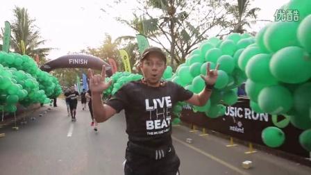 The Music Run爱乐跑-雅加达站回顾
