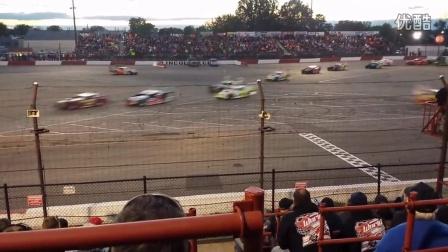 惊呆了!竟然还有这样的汽车比赛。。。
