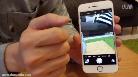 Iphone6s 3D touch 操作与照片应用