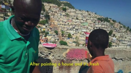 iPhone6s Plus拍摄海地纪录片《贫民区的画师》